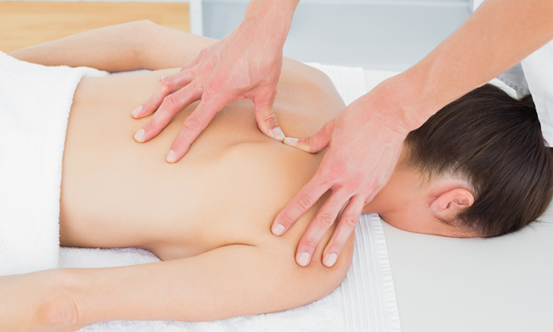 Our Chiropractor Offers Wellness Services for The Whole Body